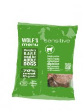 Wolf's Menu sensitive (lam) 800g